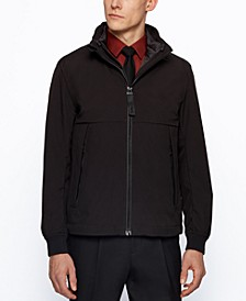 BOSS Men's Detachable Elements Jacket