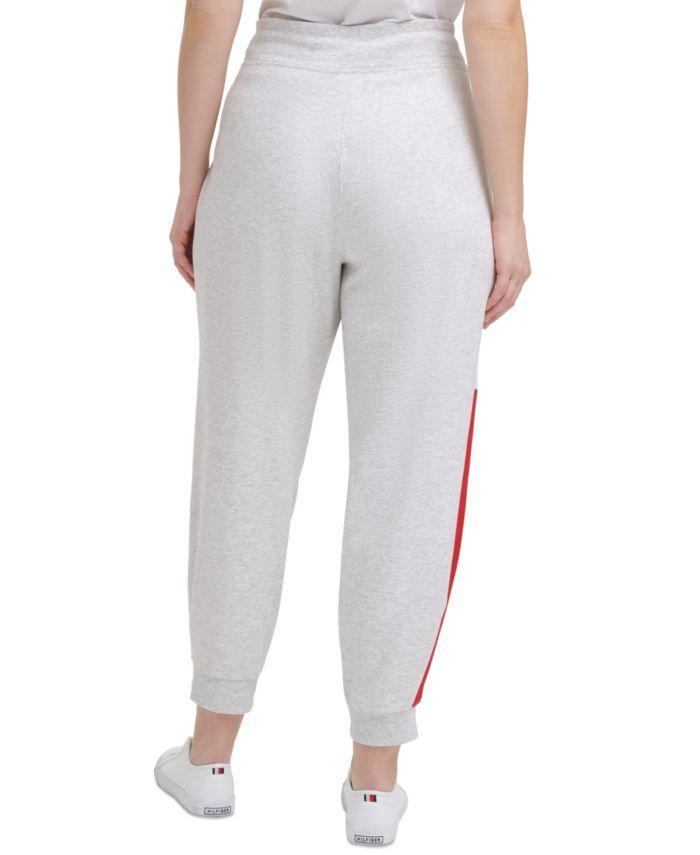 Tommy Hilfiger Plus Size Varsity Panel Sweatpants & Reviews - Pants & Capris - Plus Sizes - Macy's