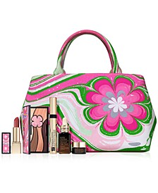 Colors of Spring Collection - Includes 2 Full Sizes! Only $50 with any Estee Lauder purchase. A $245 Value!