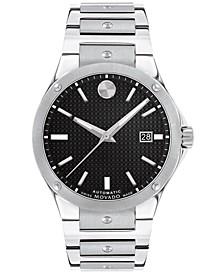 Men's Swiss Automatic Sports Edition Stainless Steel Bracelet Watch 41mm