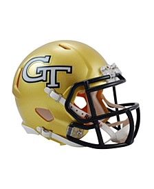 Georgia Tech Yellow Jackets Speed Mini Helmet