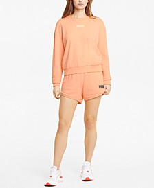 """Women's 3"""" High-Waist Shorts"""