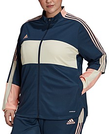 Plus Size Tiro 21 Track Jacket