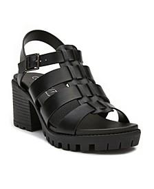 Women's Heather Heel Sandals