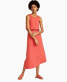 Asymmetrical Sleeveless Dress, Created for Macy's