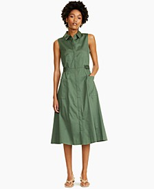 Petite Utility Dress, Created for Macy's