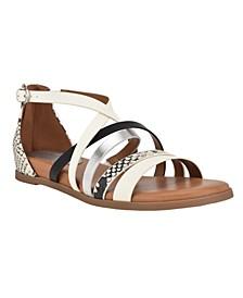 Women's Cealiah Strappy Flat Sandals