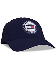 Men's Rackish Embroidered Twill Logo Cap