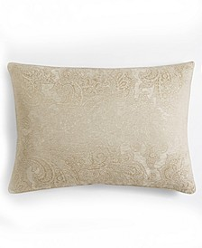Engraved Paisley King Sham, Created for Macy's