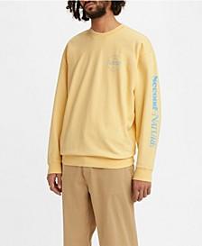 Men's Oversized Crewneck Sweatshirt