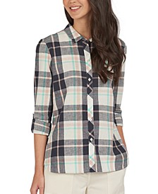 Seaglow Plaid Shirt