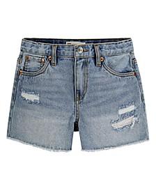 Big Girls Girlfriend Shorty Shorts