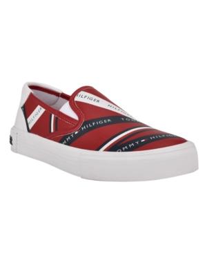 Tommy Hilfiger Sneakers HUNTEE TWIN GORE SLIP-ON SNEAKERS WOMEN'S SHOES