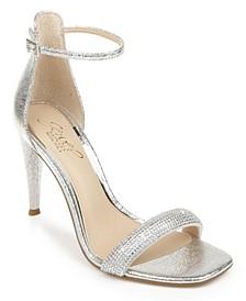 Women's Easter High Heel Evening Sandal