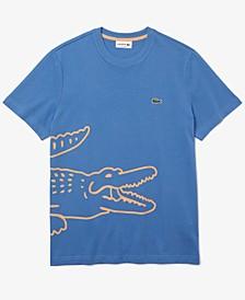 Men's Graphic Crocodile T-Shirt