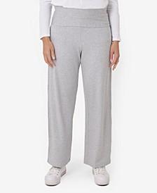 Plus Size Wide Leg Pant