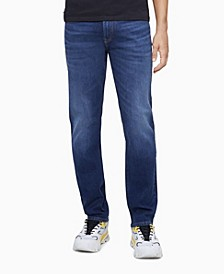 Men's Straight Fit High Stretch Jeans