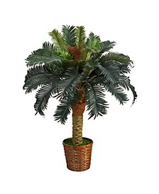 3' Sago Palm Artificial Tree