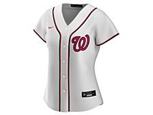 Washington Nationals Women's Official Replica Jersey
