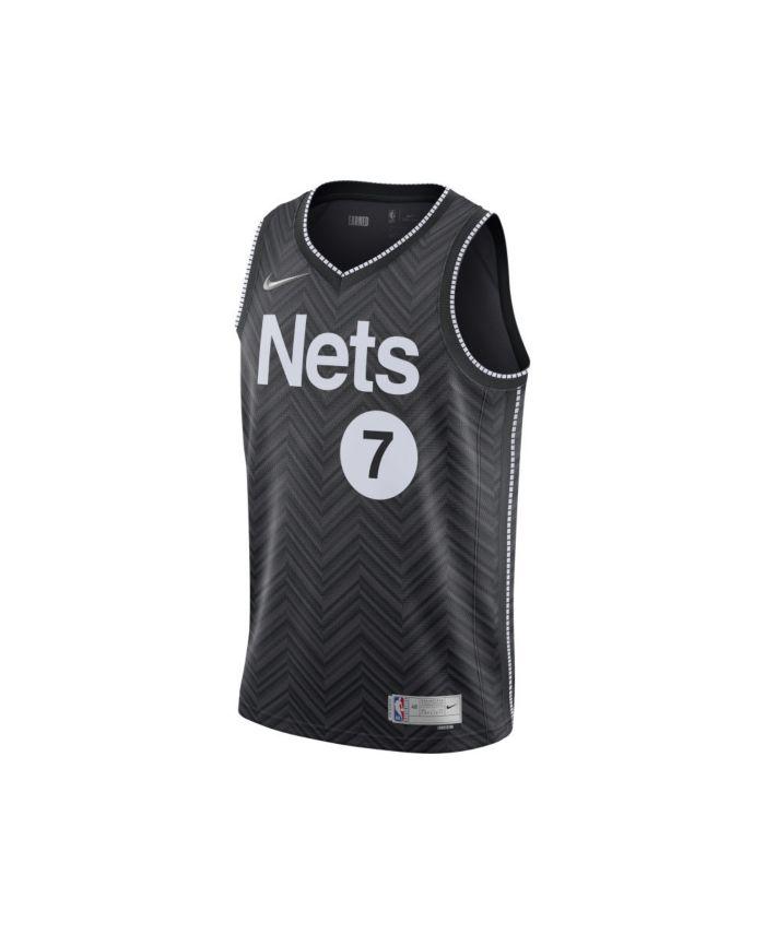 Nike Brooklyn Nets Men's Earned Swingman Jersey Kevin Durant & Reviews - NBA - Sports Fan Shop - Macy's