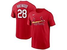 Men's St. Louis Cardinals Name and Number Player T-Shirt - Nolan Arenado