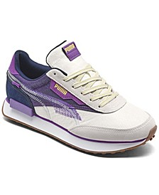 Women's Future Rider International Women's Day Casual Sneakers from Finish Line