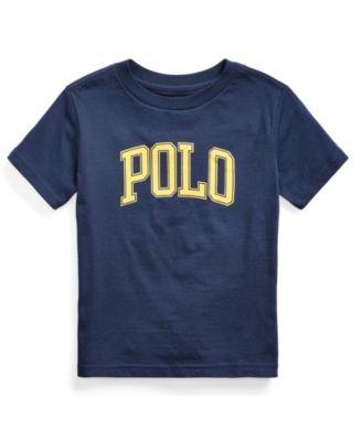 폴로 랄프로렌 Polo Ralph Lauren Little Boys Logo Jersey T-shirt