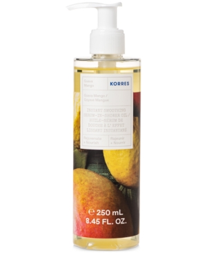Guava Mango Instant Smoothing Serum-In-Shower Oil