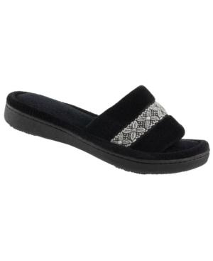 Women's Micro Terry Jenna Slide Slippers
