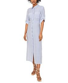 Hayden Stripe-Print Dress, Created for Macy's