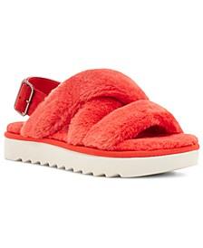 Fuzz-Ee Women's Slipper Sandals