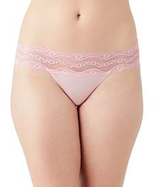 b.adorable Lace-Waistband Bikini Underwear 932182
