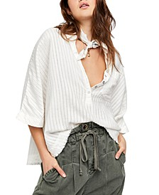 The Ava Cotton Top