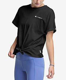 Women's Active Tie-Front T-Shirt