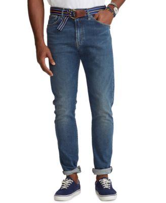 폴로 랄프로렌 Polo Ralph Lauren Mens Prospect Straight Stretch Jeans,Creston Stretch