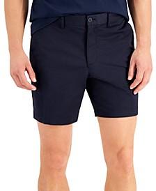 Men's Slim-Fit Stretch Shorts