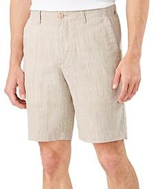 "Men's Harbor Herringbone 10"" Shorts"