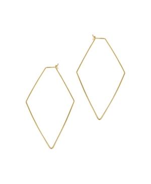 Geometric Hoops Earrings