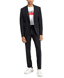 Men's Modern Fit Suit Wool Separates