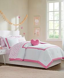 Brooke Reversible Comforter Sets