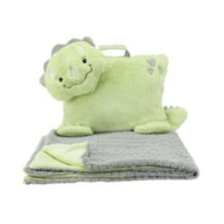 Animal Adventure Wild for Style 2-Piece Character Cuddle Combos Set - Dino