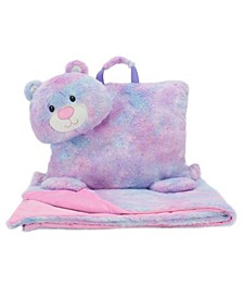 Wild for Style 2-Piece Character Cuddle Combos Set - Bear