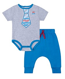Baby Boys Mother's Day, 2 Piece Set