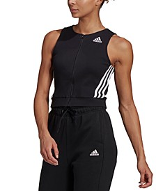 Women's Fitted Ribbed Tank Top