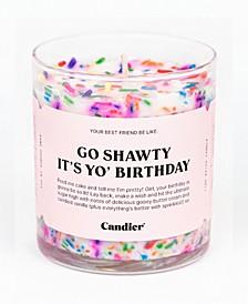 Birthday Cake Votive Candle, 9 oz