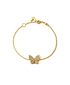 Butterfly Bracelet, Created for Macy's