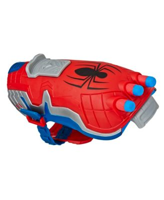 Nerf Power Moves Marvel Spider-Man Web Blast Web Shooter Kids Roleplay Toy