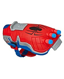 Nerf Power Moves Marvel Web Blast Web Shooter Kids Roleplay Toy