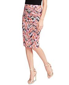 Claudette Printed Skirt