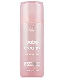 Babe Dreams Body Mist, 7.4-oz.